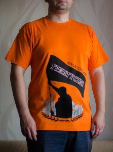 koszulka nieciecza projekt nieliczni fanatyczni