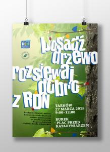 Plakat dla RDN Małopolska