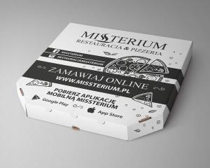 Missterium Pizza