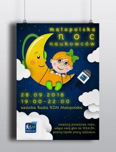Noc naukowcow RDN Malopolska